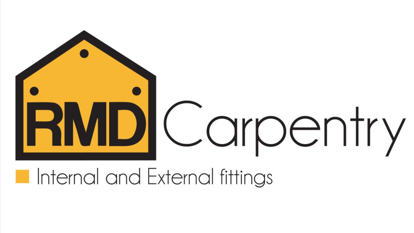 RMD Carpentry Logo